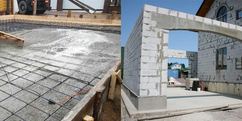 Дом бетонный своими руками 57