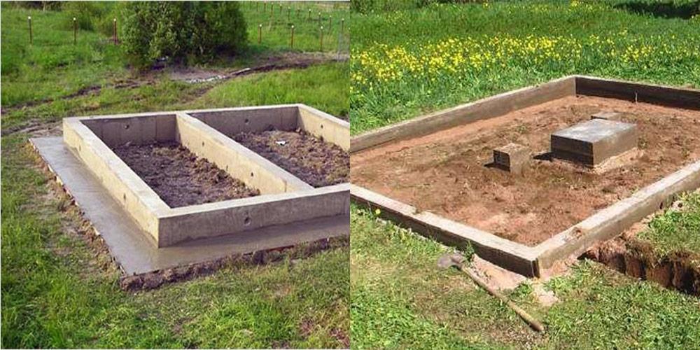 Садовый домик без фундамента своими руками 56