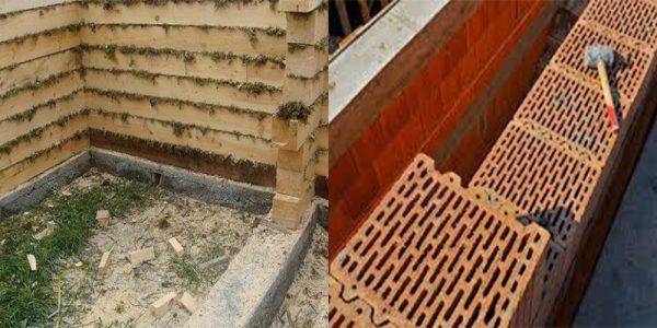 Материал для стен постройки