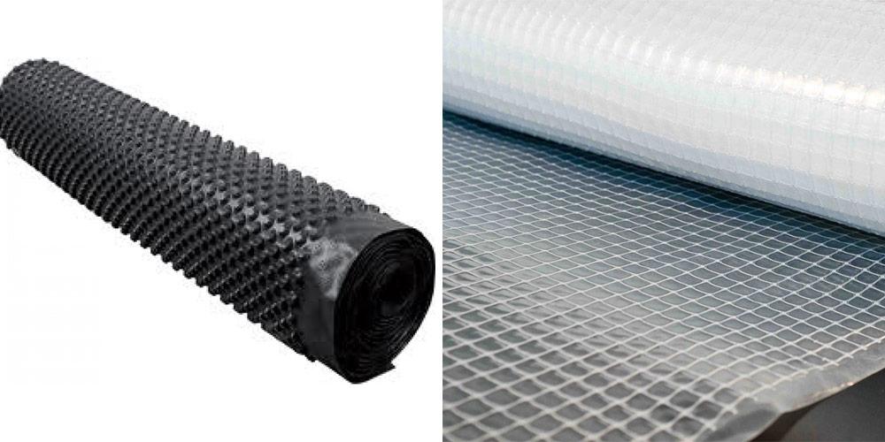 Применение полиэтиленовой пленки в строительстве - гидроизоляция полимерная окрасочная гидроизоляция