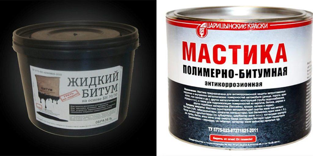 магазинов в чем растворить битум коттедж Киевском
