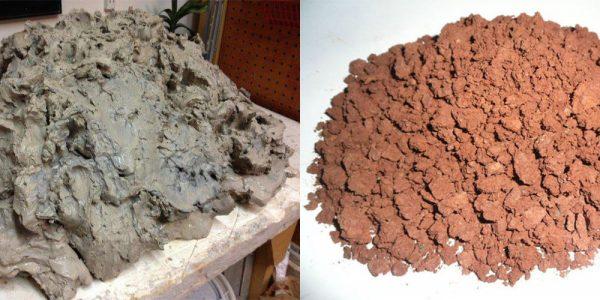 Выбираем качественную глину