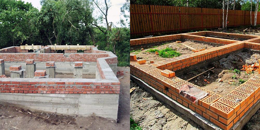 Строим фундамент для дома своими руками 794