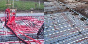 Утепленная шведская плита: технология строительства